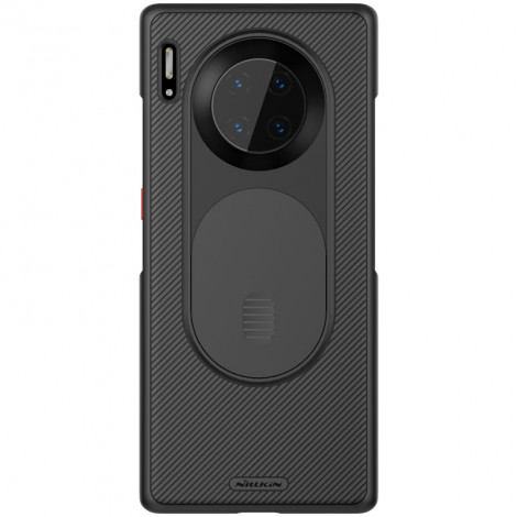NILLKIN CamShield Classic Texture Tough PC Back Cover Case For HUAWEI Mate 30 Pro