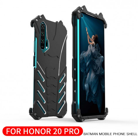 R-Just Powerful Protection Aluminum Alloy Metal Protective Case For HUAWEI Honor 20 Pro/Honor 20