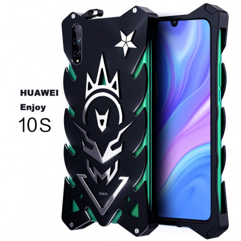 SIMON New Version Aluminum Metal Frame Bumper Protective Case For HUAWEI Honor 20 Lite/Enjoy 10S