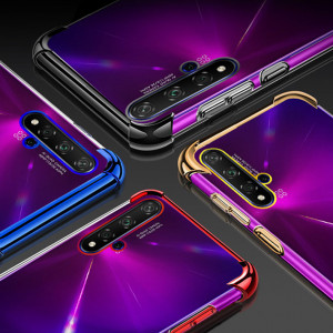 Air Bag Drop-proof Silicone Ultra Thin Transparent Back Cover Case For HUAWEI Nova 5 Pro/Nova 5