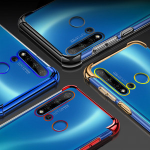 Air Bag Drop-proof Silicone Ultra Thin Transparent Back Cover Case For HUAWEI Nova 5i