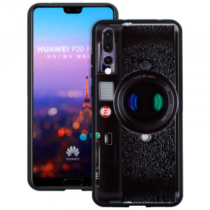 Creative Camera Design Huawei P20 Pro Full Protection Tempered Back Cover Case