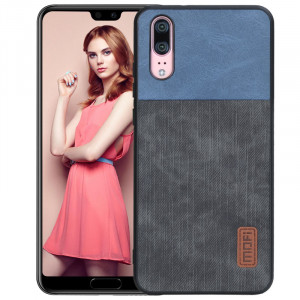 Creative Ultra Thin Denim Texture Stitching Soft TPU Protective Cover Case For Huawei P20 Pro/P20