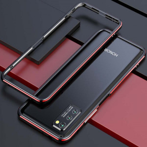 Double Color Metal Bumper Protective Case For HUAWEI Honor V30 Pro/V30