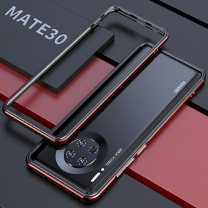 Double Color Metal Bumper Protective Case For HUAWEI Mate 30