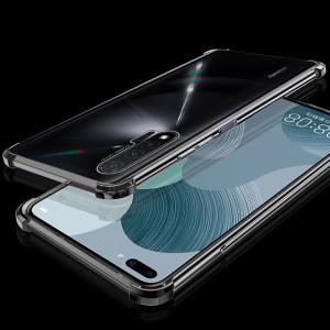 Drop-proof Air Bag Silicone Ultra Thin Transparent Back Cover Case For HUAWEI Nova 6 SE/Nova 6