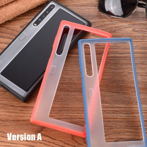 Frosted Translucent Silicone Protective Case For HUAWEI Mate XS