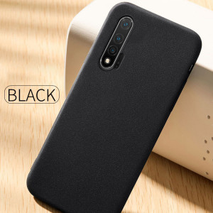 Full Protection Frosted Silicone Soft Cover Case For Huawei Nova 6