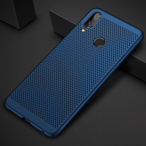 Heat Dissipation Design Micro Frosted Hard PC Anti-fingerprint Slim Phone Case For Huawei Honor Play