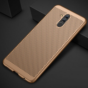 Heat Dissipation Design Micro Frosted Hard PC Anti-fingerprint Slim Phone Case For Huawei Maimang 7