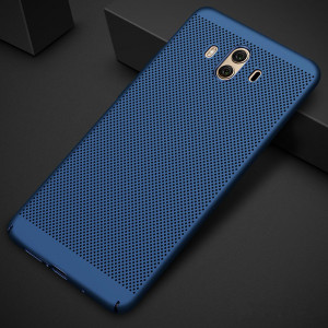 Heat Dissipation Design Micro Frosted Hard PC Anti-fingerprint Slim Phone Case For Huawei Mate 10 Pro/Mate 10