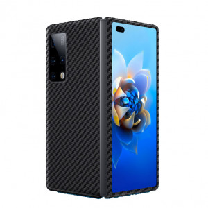 Kevlar Carbon Fiber Ultra-thin Anti-fall Protective Shell For HUAWEI Mate X2