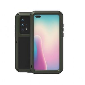 LoveMei Shockproof Dustproof Powerful Protective Case For HUAWEI P40