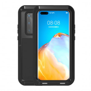 LoveMei Shockproof Dustproof Powerful Protective Case For HUAWEI P40 Pro