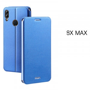 Mofi Classic Clamshell Thin Contracted PU Leather Case Flip Cover For Huawei Honor 8X Max/8X/Enjoy Max