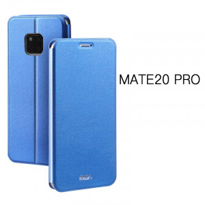 Mofi Classic Clamshell Thin Contracted PU Leather Case Flip Cover For Huawei Mate 20 Pro/Mate 20X/Mate 20
