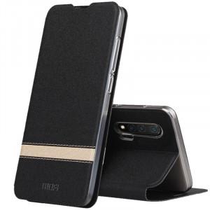 Mofi Contrasting Flip Leather Protective Case For HUAWEI Nova 6 SE/Nova 6
