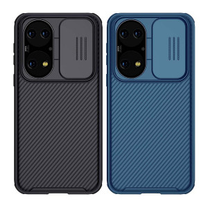 NILLKIN CamShield Pro Slide Cover Camera Protection Case For HUAWEI P50