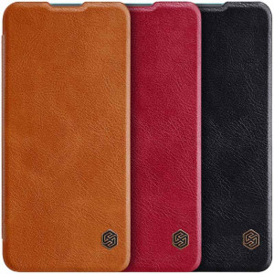 NILLKIN Classic Qin Series Flip Leather Protective Case For HUAWEI Honor 30S