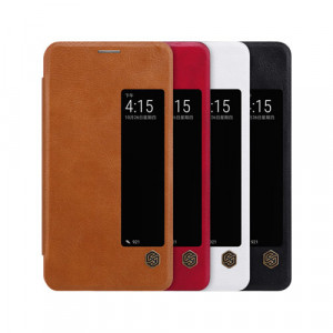 NILLKIN Classic Qin Series Flip Leather Protective Case For HUAWEI Mate 10
