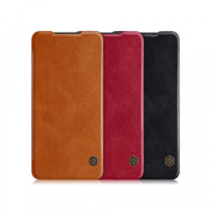 NILLKIN Classic Qin Series Flip Leather Protective Case For Huawei P30
