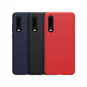 NILLKIN Flex Liquid Silicone Case For HUAWEI P30