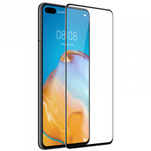 NILLKIN XD CP+MAX Full Coverage Tempered Glass Screen Protector For HUAWEI P40