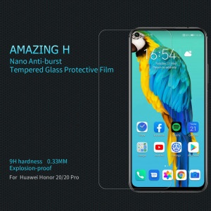 NILLKIN H Anti-Explosion Tempered Glass Screen Protector For HUAWEI Honor 20/Honor 20 Pro