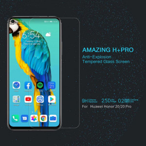 NILLKIN H+ Pro Anti-Explosion Tempered Glass Screen Protector For HUAWEI Honor 20/Honor 20 Pro