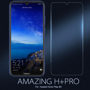 NILLKIN H+ Pro Anti-Explosion Tempered Glass Screen Protector For HUAWEI Honor Play 8A