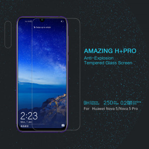 NILLKIN H+ Pro Anti-Explosion Tempered Glass Screen Protector For HUAWEI Nova 5 Pro/Nova 5