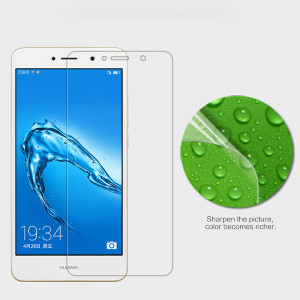 NILLKIN High Quality Super Clear Anti-fingerprint Protective Screen Protector For Huawei Enjoy 7 Plus