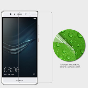 NILLKIN High Quality Super Clear Anti-fingerprint Protective Screen Protector For Huawei P9/P9 Plus