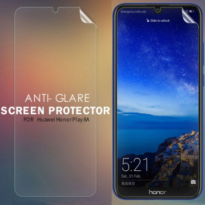 NILLKIN Matte Protective Film Protective Screen Protector For Huawei Honor Play 8A