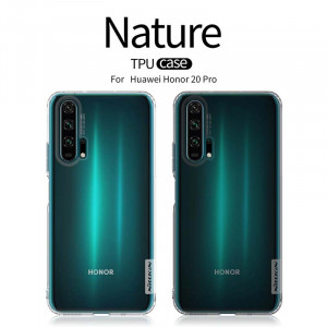 NILLKIN Nature Ultra Thin Soft TPU Protective Case For HUAWEI Honor 20 Pro