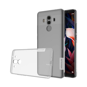 NILLKIN Nature Ultra Thin Soft TPU Protective Case For HUAWEI Mate 10 Pro