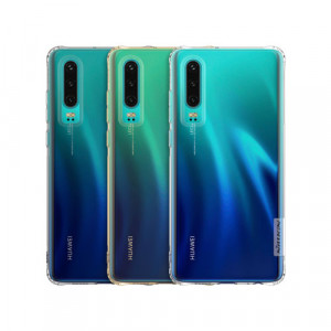 NILLKIN Nature Ultra Thin Soft TPU Protective Case For Huawei P30
