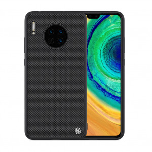 NILLKIN Nylon Fiber Textured With Soft TPU Frame Hard PC Back Case For Huawei Mate 30
