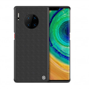 NILLKIN Nylon Fiber Textured With Soft TPU Frame Hard PC Back Case For Huawei Mate 30 Pro