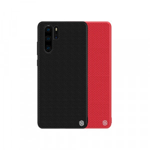 NILLKIN Nylon Fiber Textured With Soft TPU Frame Hard PC Back Case For Huawei P30 Pro