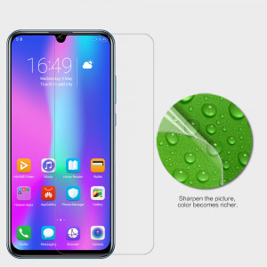 NILLKIN Super Clear Anti-fingerprint Protective Screen Protector For Huawei Honor 10 Lite