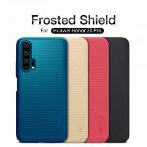 NILLKIN Super Frosted Shield Hard Protective Case For HUAWEI Honor 20 Pro