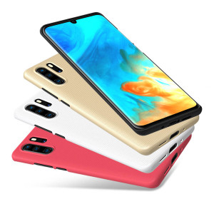 NILLKIN Super Frosted Shield Hard Protective Case For Huawei P30 Pro