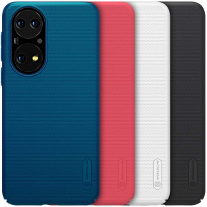 NILLKIN Super Frosted Shield Hard Protective Case For HUAWEI P50