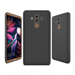 NILLKIN Synthetic Fiber Protective Back Cover Case For HUAWEI Mate 10 Pro