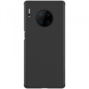 NILLKIN Synthetic Fiber Protective Back Cover Case For HUAWEI Mate 30 Pro