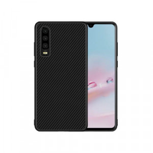 NILLKIN Synthetic Fiber Protective Back Cover Case For HUAWEI P30