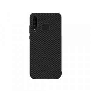 NILLKIN Synthetic Fiber Protective Back Cover Case For HUAWEI P30 Lite/Nova 4e