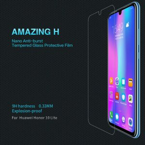 NILLKIN Amazing H Anti-Explosion Tempered Glass Screen Protector For Huawei Honor 10 Lite