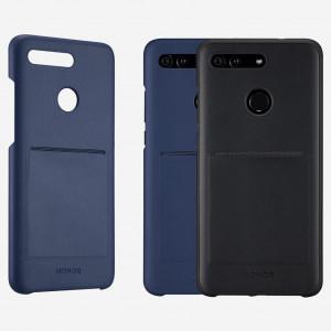 Original Huawei Honor V20 PC+PU Back Cover Case